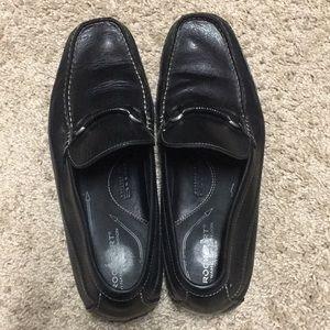 Rockport Black Loafer